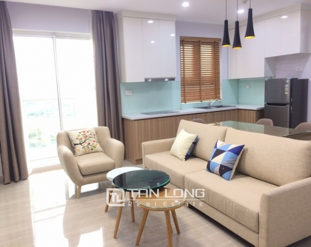 Super new 2 bedroom apartment for rent in L3 building Ciputra 1