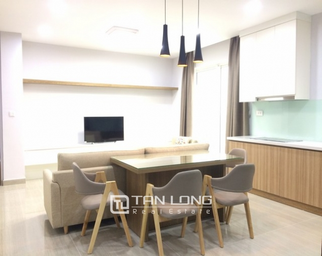 Super new 2 bedroom apartment for rent in L3 building Ciputra 2