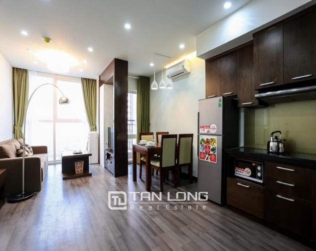 Super new and modern 2 bedroom with full furnished serviced apartment for rent in Cau Giay district 1