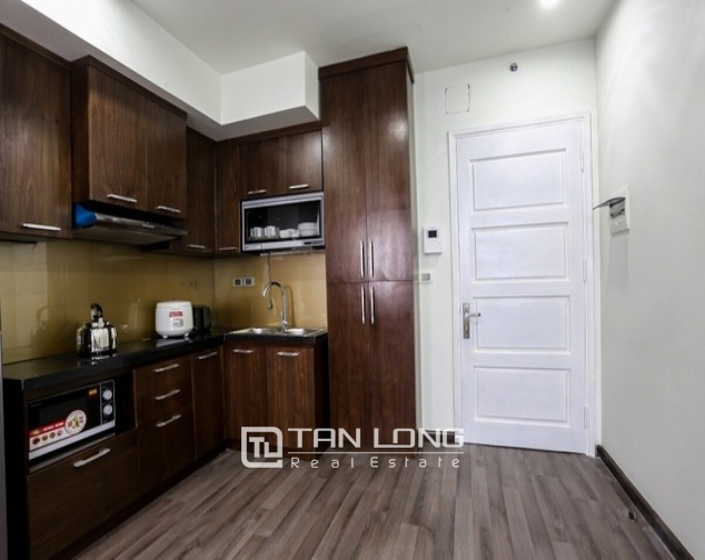 Super new and modern 2 bedroom with full furnished serviced apartment for rent in Cau Giay district 2