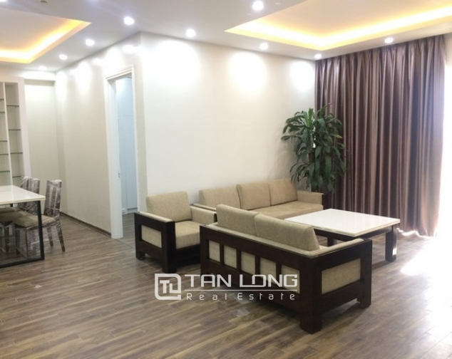 Super new and modern 3 bedroom apartment for rent in E4 buidling, Ciputra, Ha Noi 4