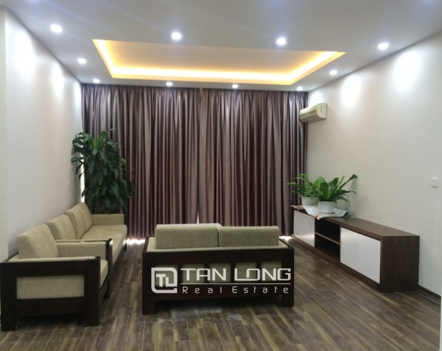 Super new and modern 3 bedroom apartment for rent in E4 buidling, Ciputra, Ha Noi 5
