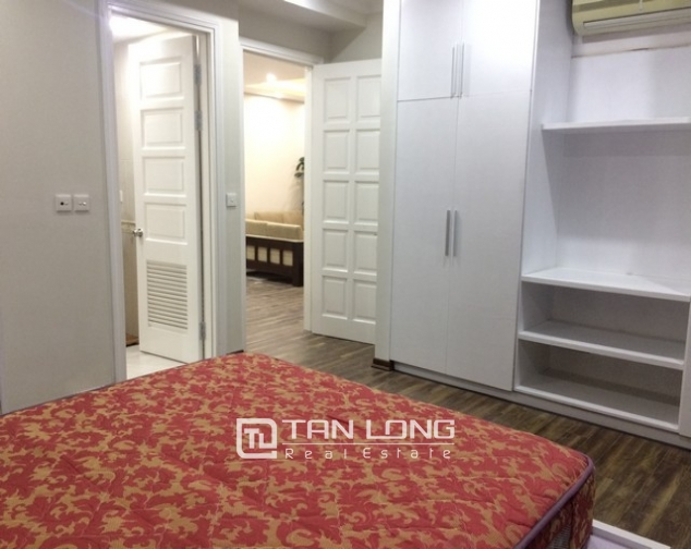 Super new and modern 3 bedroom apartment for rent in E4 buidling, Ciputra, Ha Noi 9