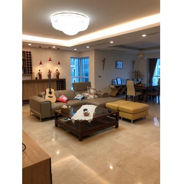 Super new and modern 3 bedroom apartment for sale in L2 buidling, Ciputra, Ha Noi