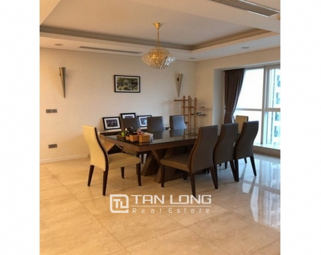 Super new and modern 3 bedroom apartment for sale in L2 buidling, Ciputra, Ha Noi 5