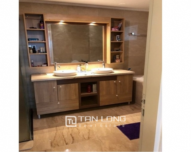 Super new and modern 3 bedroom apartment for sale in L2 buidling, Ciputra, Ha Noi 7