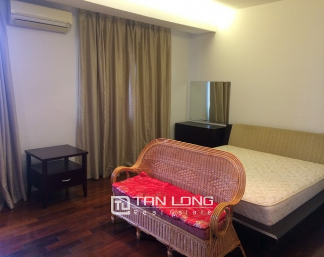 Super new and modern 4 bedroom fully furnished apartment for rent in E4 building, Ciputra 5