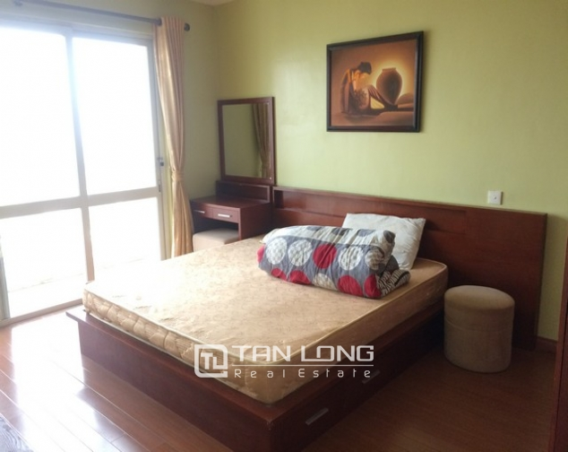 Super new and modern 4 bedroom fully furnished apartment for rent in E4 building, Ciputra 6