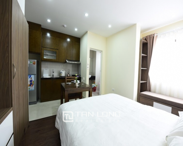 Super nice service apartment design studio for rent in Hoang Quoc Viet, Cau Giay district, Hanoi 2