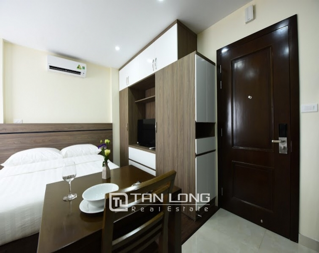 Super nice service apartment design studio for rent in Hoang Quoc Viet, Cau Giay district, Hanoi 3