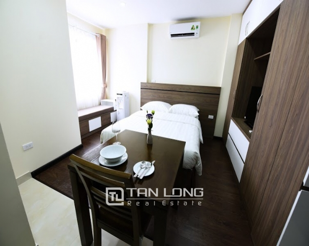 Super nice service apartment design studio for rent in Hoang Quoc Viet, Cau Giay district, Hanoi 5