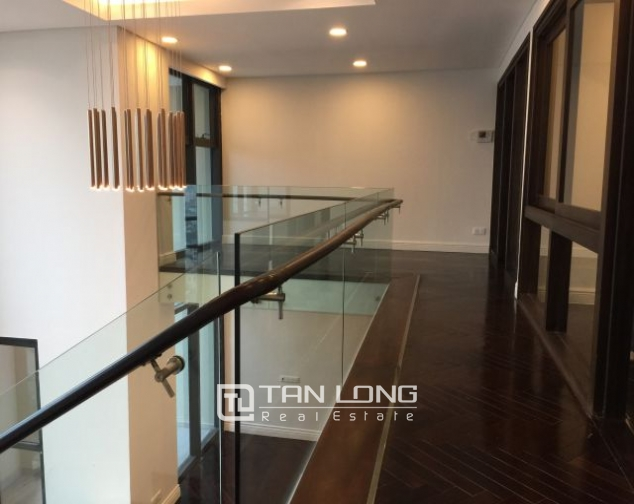 Superb duplex apartment for rent in Hoang Thanh building, Mai Hac De street 5