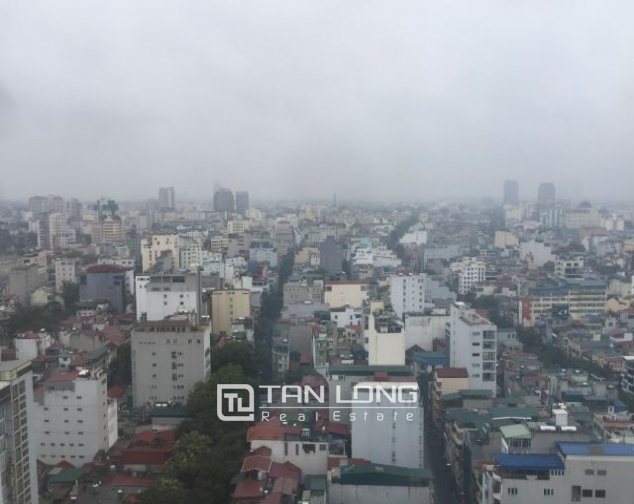 Superb duplex apartment for rent in Hoang Thanh building, Mai Hac De street 9
