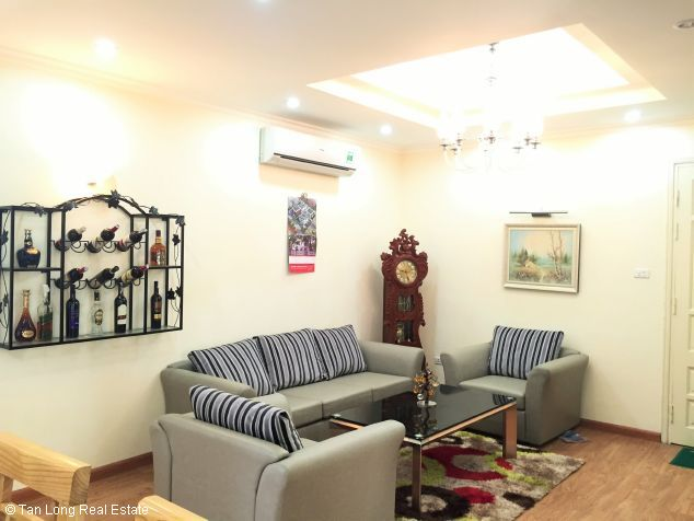Sweet 3 bedroom apartment for rent in CT13B, Ciputra urban area, Hanoi 4