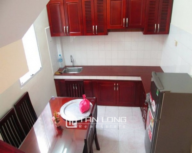 The house for rent on Tran Quoc Toan, Hoan Kiem 3