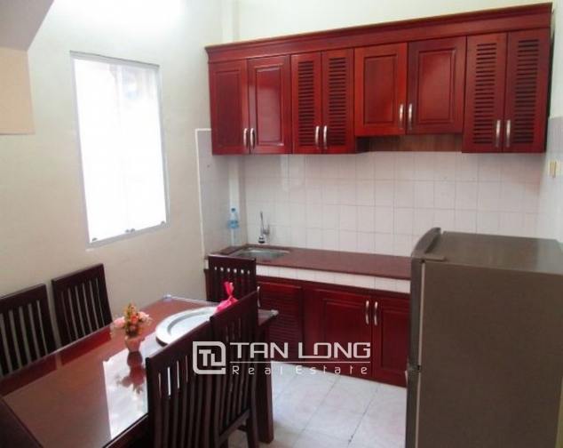 The house for rent on Tran Quoc Toan, Hoan Kiem 4