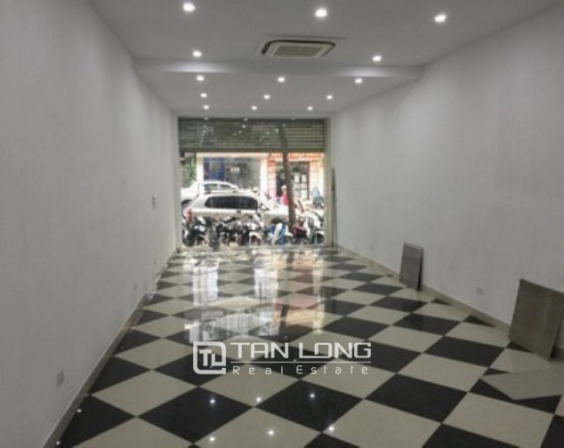 The office building in Tue Tinh street, Hai Ba Trung district for rent 2