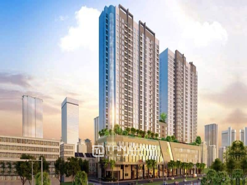 The opportunity to invest in a very attractive commercial shop at the super project Sunshine Crystal River, Ciputra urban area, Hanoi 1