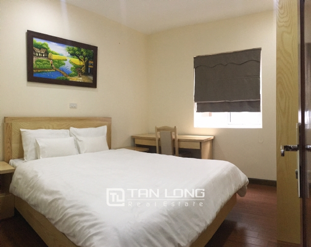 The peaceful apartment in Au Co Street, Tay Ho dist., Hanoi for rent. 7