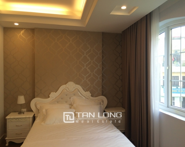 Tranquil 1 bedroom serviced apartment rental in Trung Kinh, Cau Giay, Hanoi 2