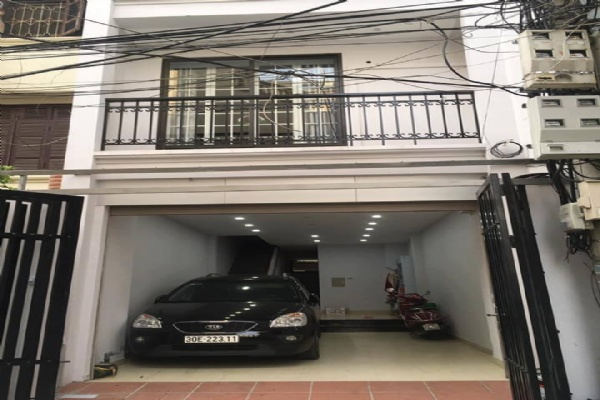 Transfer work to sell 5-storey house, 5 bedrooms, nice new house, car to take home