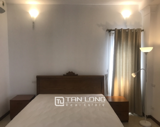Triplex apartment for rent on Dang Thai Mai street, Tay Ho district 6