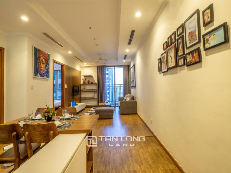 Two bedroom apartment for rent in P2 Building, Times City 2