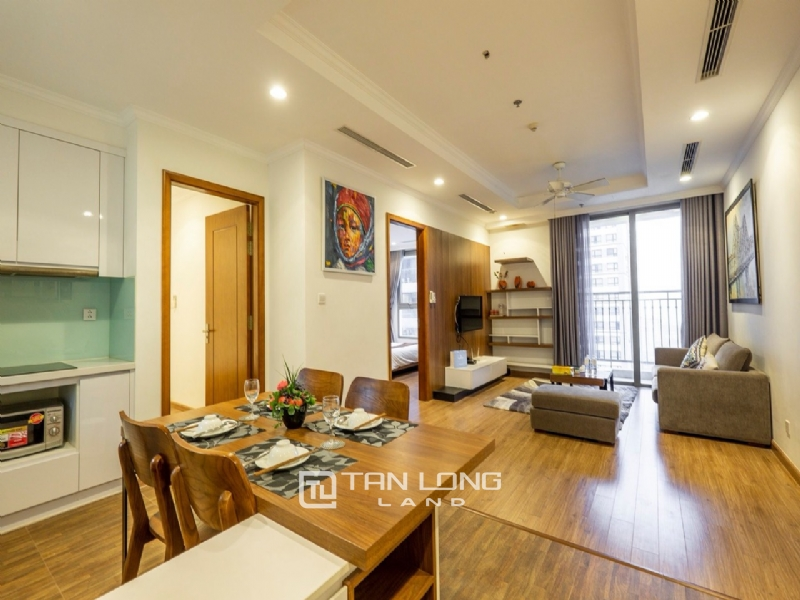 Two bedroom apartment for rent in P2 Building, Times City 7