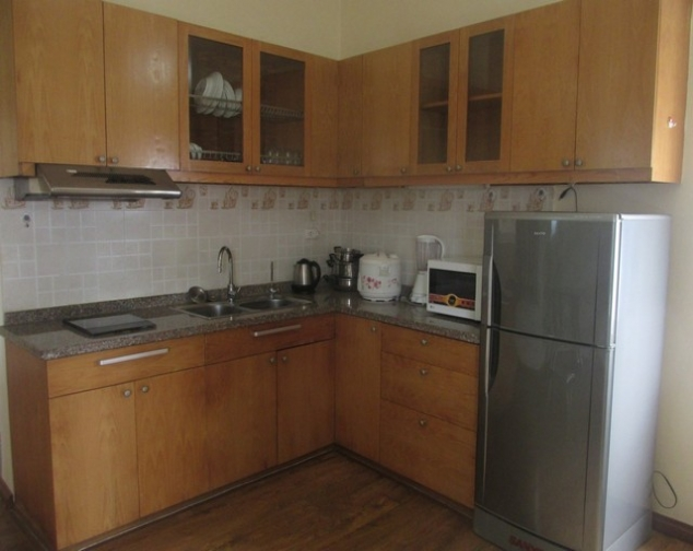Two bedroom service apartment for rent in Pho Hue 4