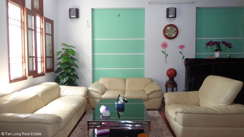 Unfurnished modern house to lease on Thuy Khue, Tay Ho Dict. 3