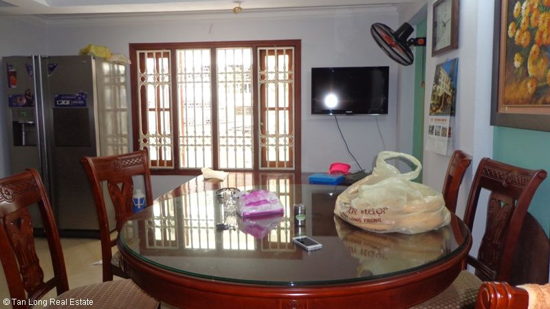 Unfurnished modern house to lease on Thuy Khue, Tay Ho Dict. 8