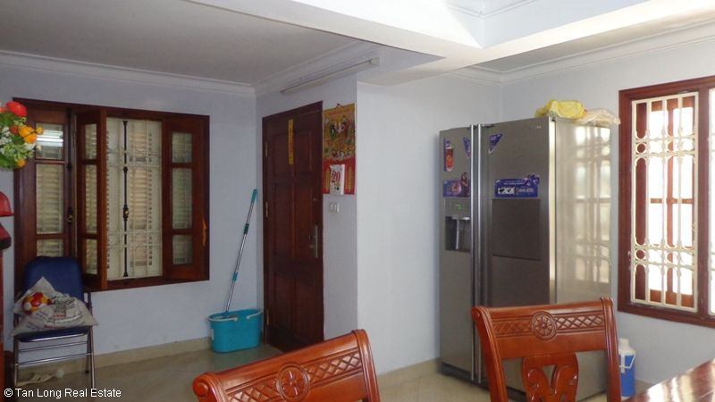 Unfurnished modern house to lease on Thuy Khue, Tay Ho Dict. 9
