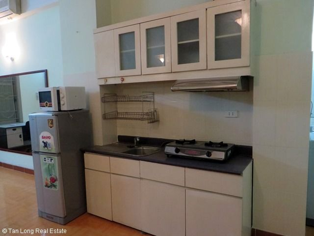 Unfurnished serviced apartment for rent in Ngoc Lam, Long Bien, Hanoi 3