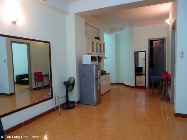 Unfurnished serviced apartment for rent in Ngoc Lam, Long Bien, Hanoi 10