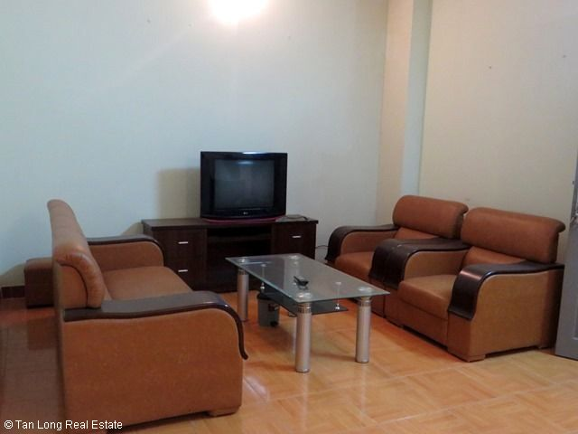 Unfurnished serviced apartment for rent in Ngoc Lam, Long Bien, Hanoi 9