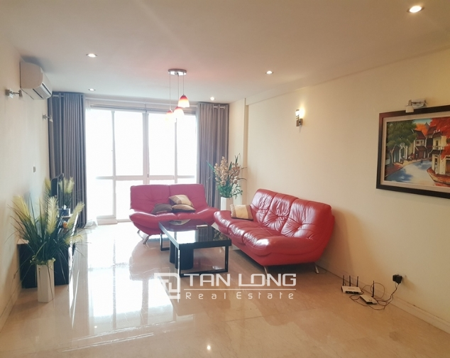 Utilities rental apartments complete with furniture in the international Ciputra urban area, Bac Tu Liem district, Hanoi 1
