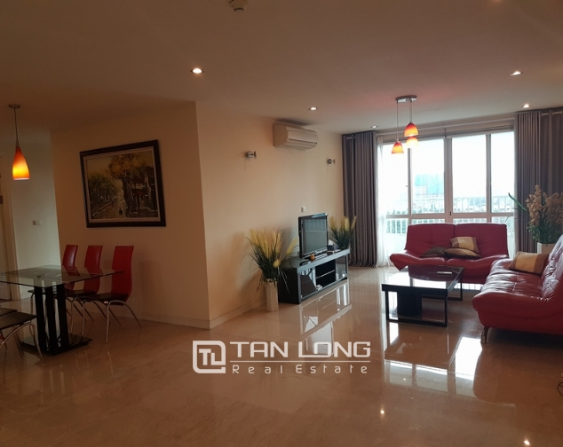 Utilities rental apartments complete with furniture in the international Ciputra urban area, Bac Tu Liem district, Hanoi 2
