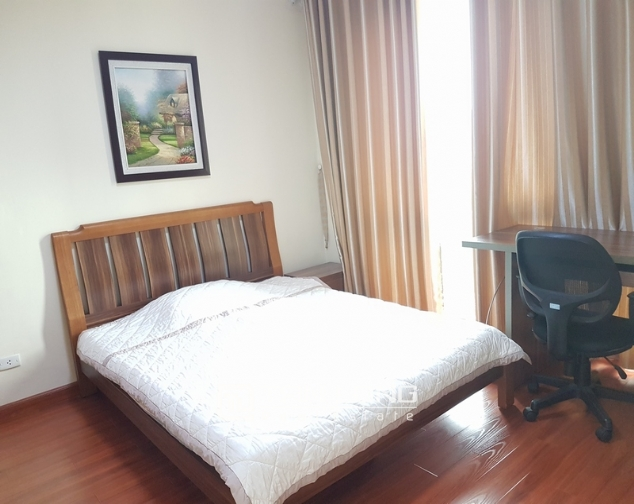 Utilities rental apartments complete with furniture in the international Ciputra urban area, Bac Tu Liem district, Hanoi 4