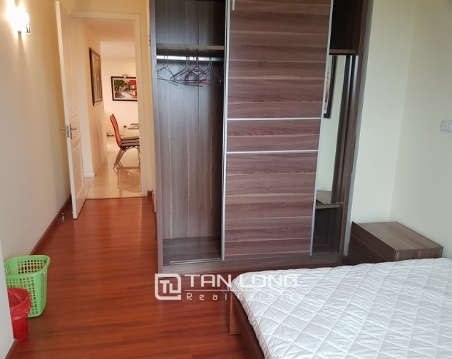 Utilities rental apartments complete with furniture in the international Ciputra urban area, Bac Tu Liem district, Hanoi 5