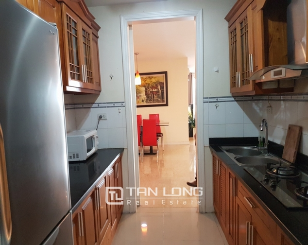 Utilities rental apartments complete with furniture in the international Ciputra urban area, Bac Tu Liem district, Hanoi 9