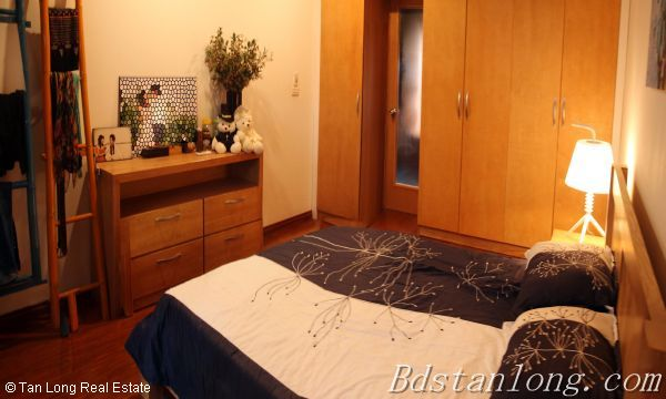 Very modern and well furnished house, nearby Hoa Binh park, in Tu Liem district 10