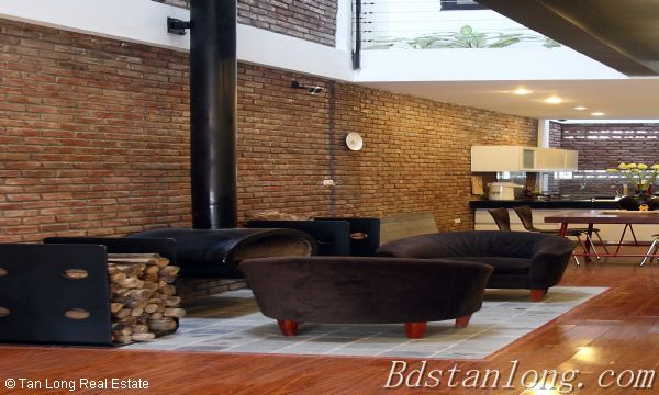 Very modern and well furnished house, nearby Hoa Binh park, in Tu Liem district 7