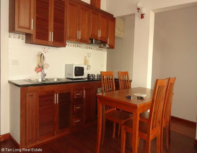 Very nice Serviced apartment for rent in Au Co street, Tay Ho district. 10