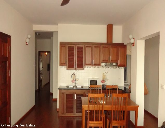 Very nice Serviced apartment for rent in Au Co street, Tay Ho district. 9