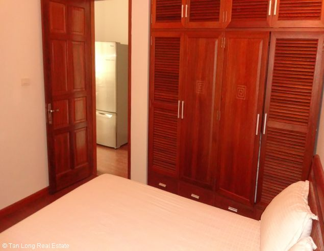 Very nice Serviced apartment for rent in Au Co street, Tay Ho district. 5