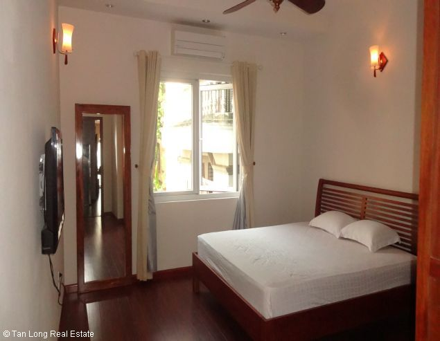 Very nice Serviced apartment for rent in Au Co street, Tay Ho district. 7