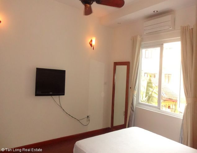 Very nice Serviced apartment for rent in Au Co street, Tay Ho district. 8