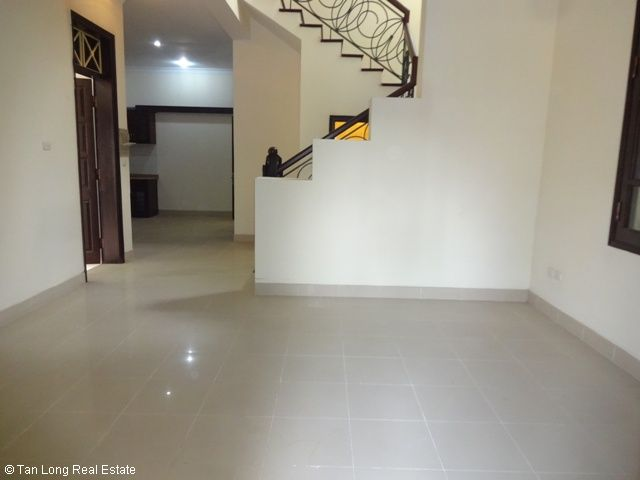 Villa beautiful for rent in Ciputra, Tay Ho dist, Ha Noi. 2