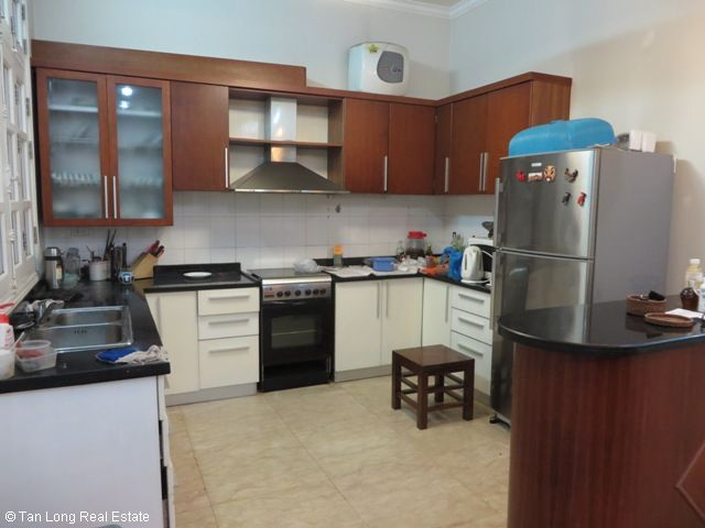 Villa for cheap-price rent with 4 bedrooms in T9 Ciputra, Tay Ho district, Ha Noi 3