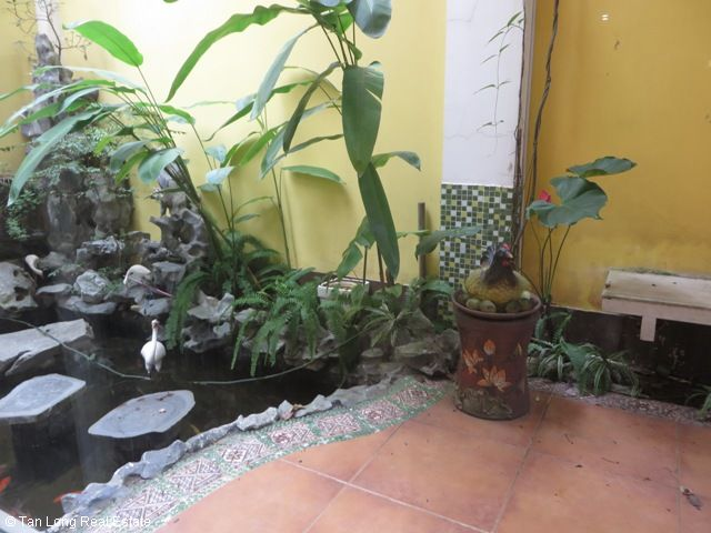 Villa for cheap-price rent with 4 bedrooms in T9 Ciputra, Tay Ho district, Ha Noi 7